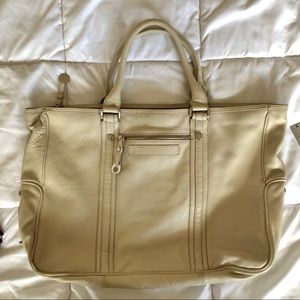 Marc Jacobs Leather Oversized Tote